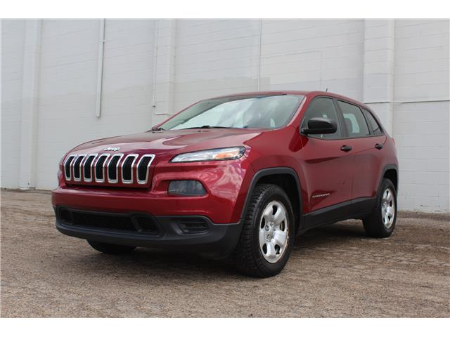 2014 Jeep Cherokee Sport (Stk: CC2874) in Regina - Image 1 of 18