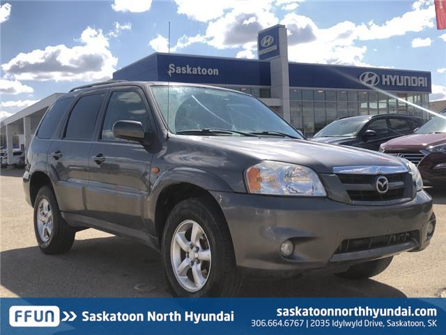 2005 Mazda Tribute GS V6 (Stk: ) in Saskatoon - Image 1 of 20
