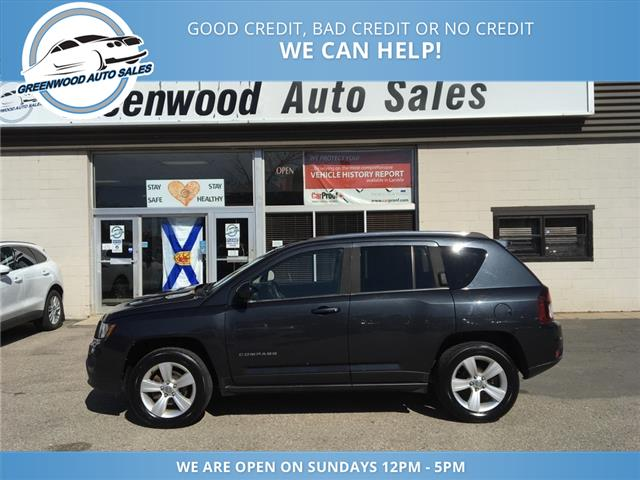 2014 Jeep Compass Sport/North (Stk: 14-04336) in Greenwood - Image 1 of 24