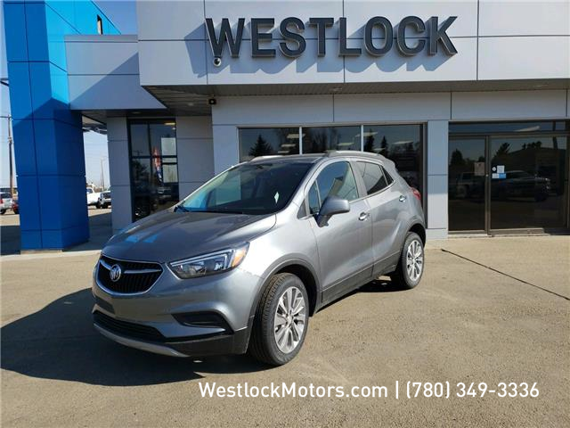 2020 Buick Encore Preferred (Stk: 20T52) in Westlock - Image 1 of 17