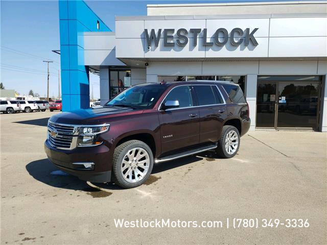 2020 Chevrolet Tahoe Premier (Stk: 20T39) in Westlock - Image 1 of 17