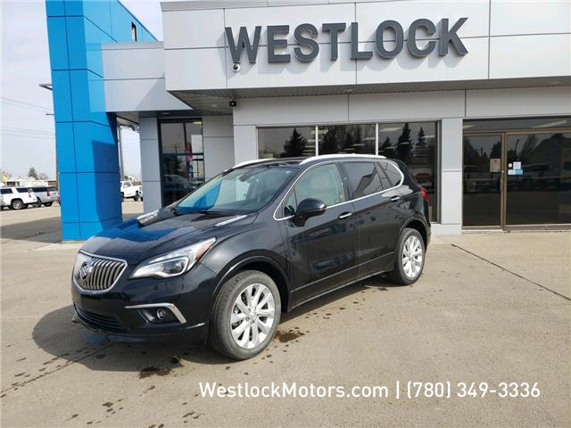 2018 Buick Envision Premium I (Stk: T1949) in Westlock - Image 1 of 18