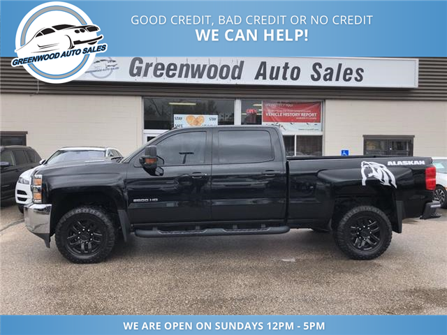 2018 Chevrolet Silverado 2500HD WT (Stk: 18-42988) in Greenwood - Image 1 of 27