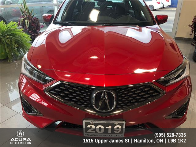 2019 Acura ILX Tech A-Spec (Stk: 1918490) in Hamilton - Image 1 of 27