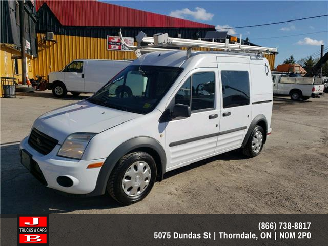 2012 Ford Transit Connect XLT (Stk: 6172) in Thordale - Image 1 of 7