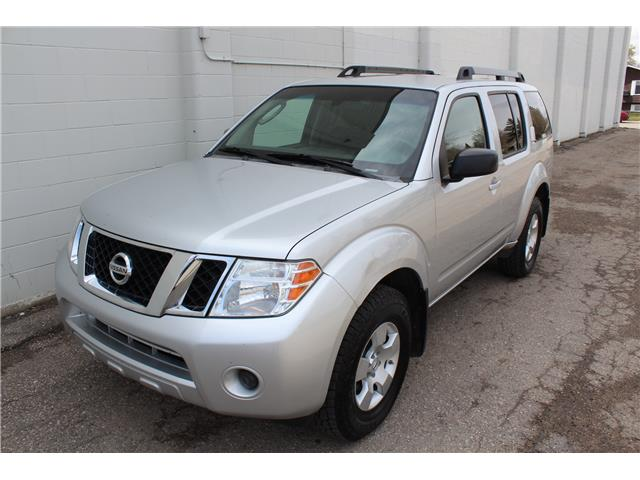 2009 Nissan Pathfinder S (Stk: PT1817) in Regina - Image 1 of 18