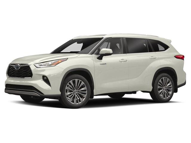 2020 Toyota Highlander Hybrid Limited (Stk: 31818) in Aurora - Image 1 of 2