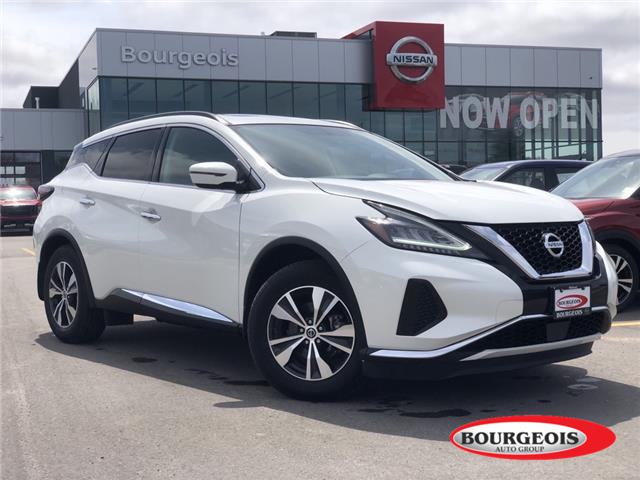 2019 Nissan Murano SV (Stk: 20MR18A) in Midland - Image 1 of 15