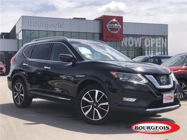 2017 Nissan Rogue SL Platinum (Stk: 020RG2A) in Midland - Image 1 of 20