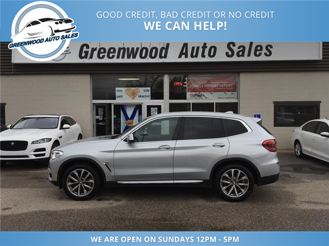 2019 BMW X3 xDrive30i (Stk: 19-87499) in Greenwood - Image 1 of 28