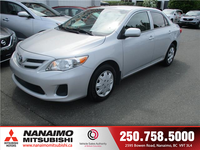 2013 Toyota Corolla CE (Stk: 9M3663A) in Nanaimo - Image 1 of 9