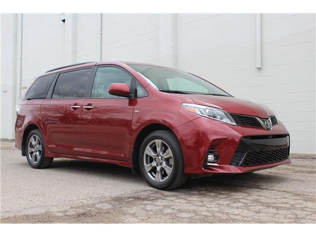 2019 Toyota Sienna SE 7-Passenger (Stk: CT2906) in Regina - Image 1 of 28