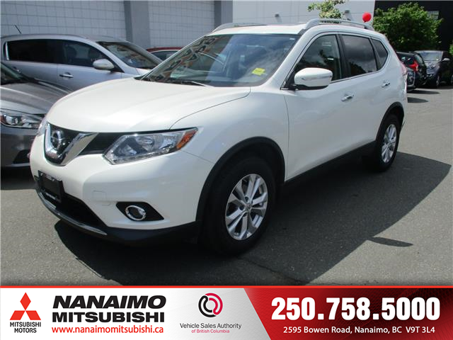 2015 Nissan Rogue S (Stk: 9T3140C) in Nanaimo - Image 1 of 10
