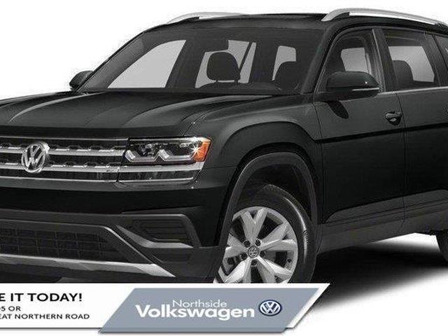 2018 Volkswagen Atlas 3.6 FSI Highline (Stk: V0503) in Sault Ste. Marie - Image 1 of 1