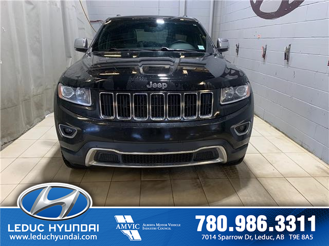 2015 Jeep Grand Cherokee Limited (Stk: L0192A) in Leduc - Image 1 of 8