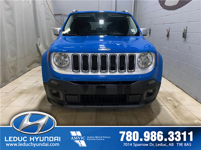 2015 Jeep Renegade Limited (Stk: 20TC3251A) in Leduc - Image 1 of 7