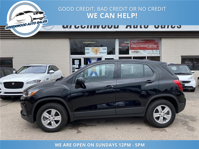 2019 Chevrolet Trax LS (Stk: 19-14262) in Greenwood - Image 1 of 25