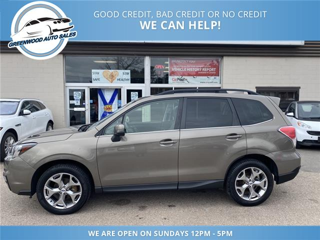 2017 Subaru Forester 2.5i Touring (Stk: 17-72468) in Greenwood - Image 1 of 24