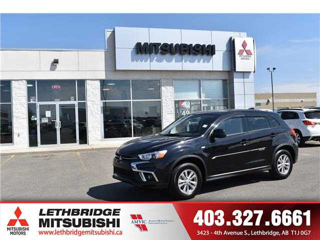 2019 Mitsubishi RVR SE (Stk: 8T603101B) in Lethbridge - Image 1 of 10