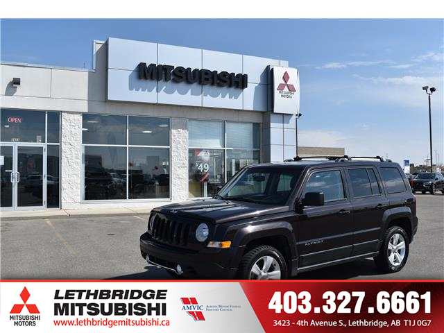2014 Jeep Patriot Limited (Stk: P4029A) in Lethbridge - Image 1 of 9