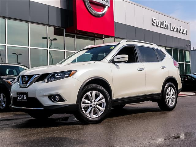 2016 Nissan Rogue SV (Stk: 14382) in London - Image 1 of 24
