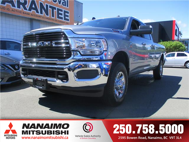 2019 RAM 3500 Big Horn (Stk: P1789) in Nanaimo - Image 1 of 20