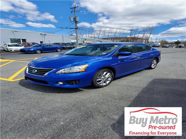 2014 Nissan Sentra SR (Stk: p20-083) in Dartmouth - Image 1 of 15