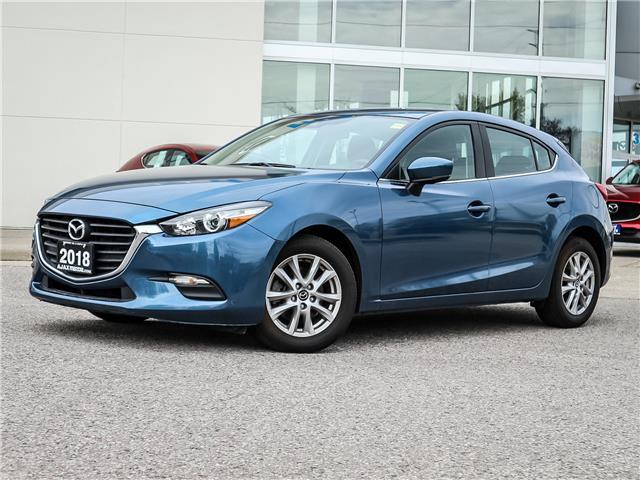 2018 Mazda Mazda3 Sport  (Stk: P5415) in Ajax - Image 1 of 25