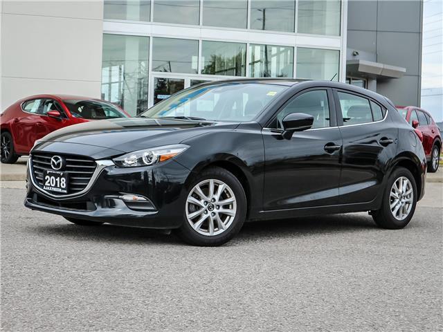 2018 Mazda Mazda3 Sport  (Stk: P5460) in Ajax - Image 1 of 24