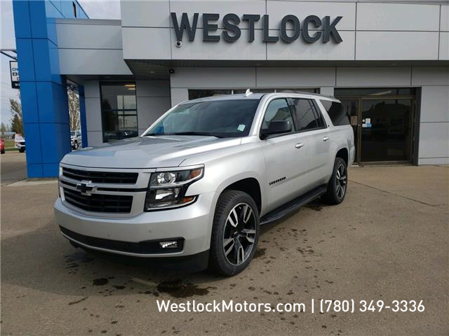 2020 Chevrolet Suburban LT (Stk: 20T59) in Westlock - Image 1 of 21