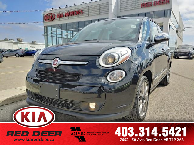 2015 Fiat 500L Lounge (Stk: 20SL1812A) in Red Deer - Image 1 of 14
