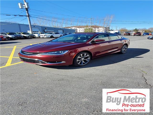 2016 Chrysler 200 C (Stk: p20-104) in Dartmouth - Image 1 of 17