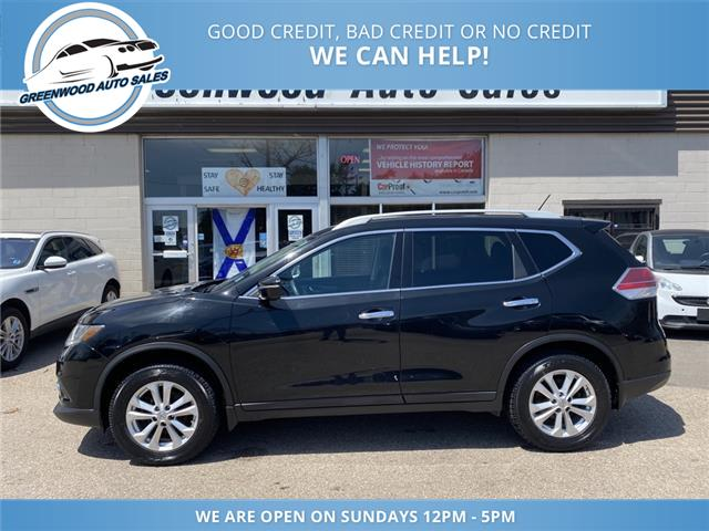 2015 Nissan Rogue SV (Stk: 15-55808) in Greenwood - Image 1 of 24