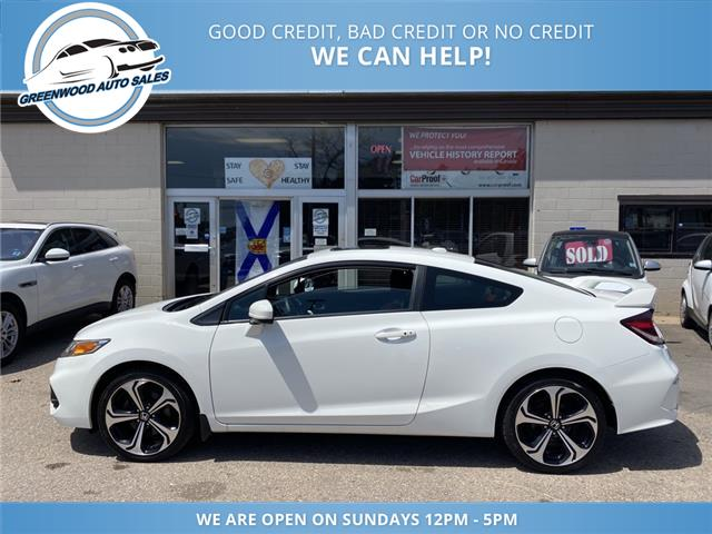 2014 Honda Civic Si (Stk: 14-00074) in Greenwood - Image 1 of 24
