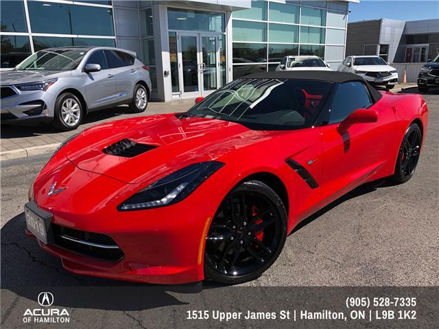 2019 Chevrolet Corvette Stingray (Stk: 1919130) in Hamilton - Image 1 of 25