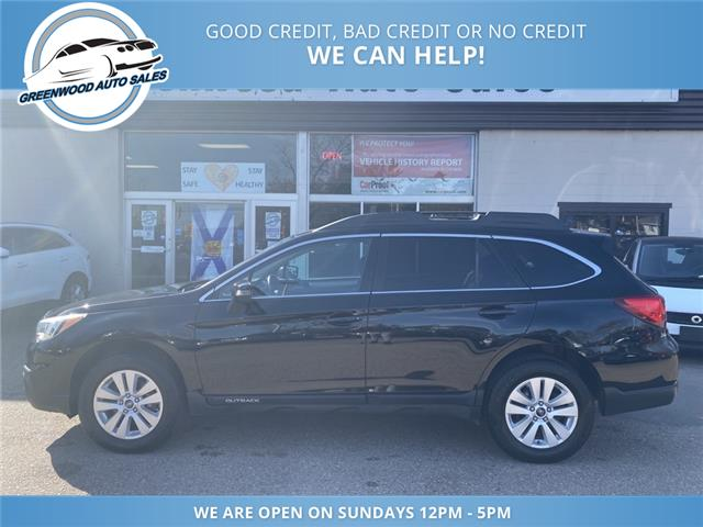 2015 Subaru Outback 2.5i Touring Package (Stk: 15-88177) in Greenwood - Image 1 of 26
