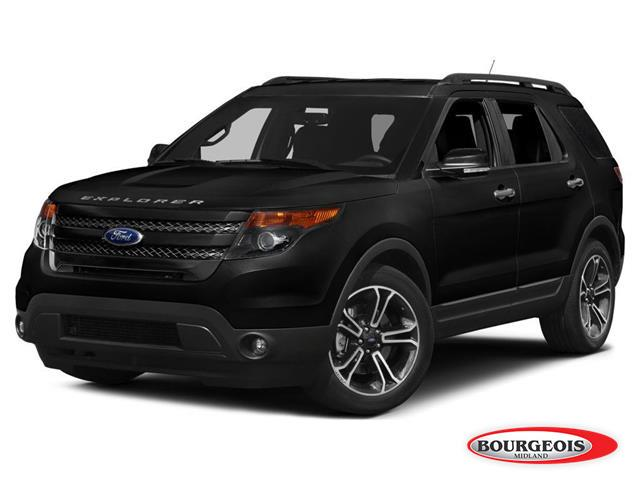 2015 Ford Explorer Sport (Stk: 020PA7A) in Midland - Image 1 of 10