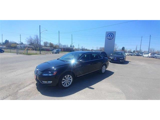 2014 Volkswagen Passat 2.0 TDI Highline (Stk: A19060A) in Sault Ste. Marie - Image 1 of 21