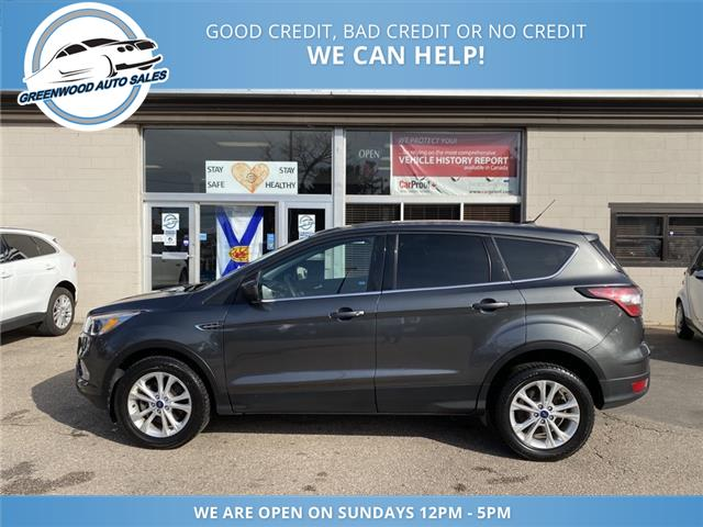 2017 Ford Escape SE (Stk: 17-92068) in Greenwood - Image 1 of 25