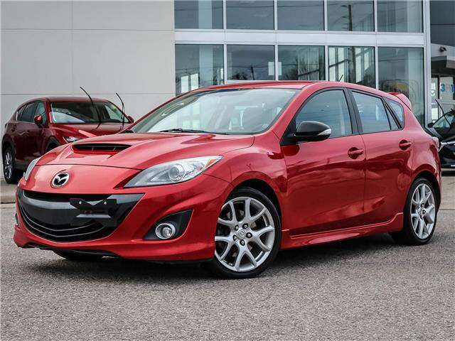 2013 Mazda MazdaSpeed3 MSP3 (Stk: P5363) in Ajax - Image 1 of 18
