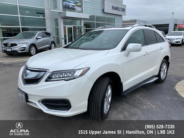 2017 Acura RDX Tech (Stk: 1719120) in Hamilton - Image 1 of 25
