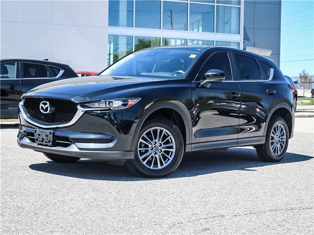 2017 Mazda CX-5 GS (Stk: P5476) in Ajax - Image 1 of 23