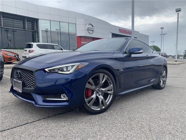 2017 Infiniti Q60 3.0t Red Sport 400 (Stk: U1679) in Hamilton - Image 1 of 18