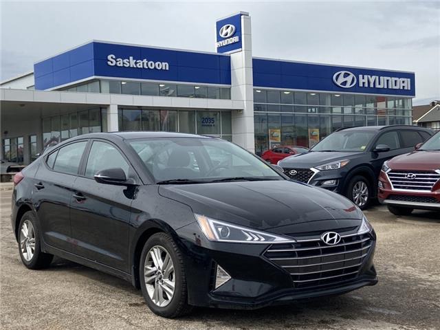2019 Hyundai Elantra Preferred (Stk: B7552) in Saskatoon - Image 1 of 14