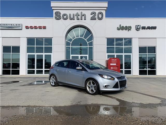 2012 Ford Focus Titanium 1FAHP3N20CL192877 B0112 in Humboldt