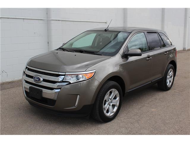 2013 Ford Edge SEL (Stk: P1855) in Regina - Image 1 of 17