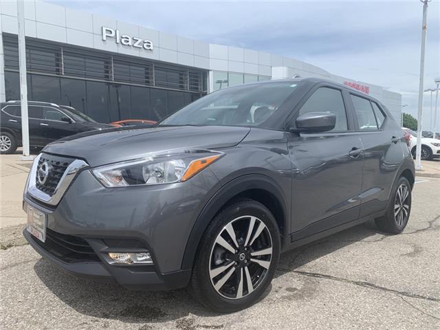 2019 Nissan Kicks SV (Stk: U1663A) in Hamilton - Image 1 of 16