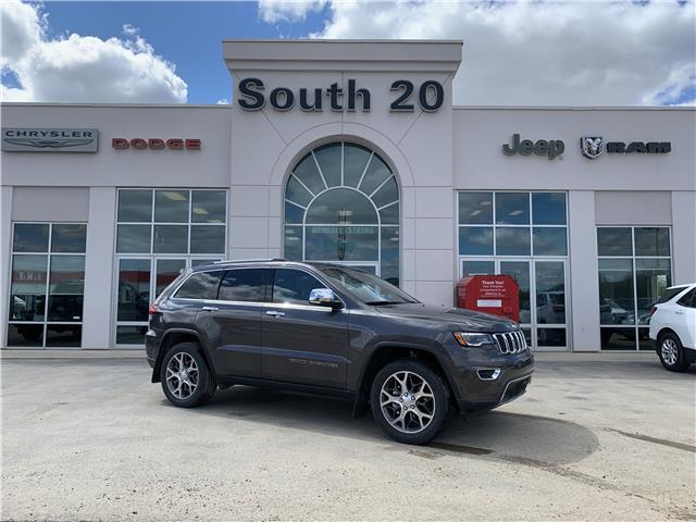 2020 Jeep Grand Cherokee Limited (Stk: 40037) in Humboldt - Image 1 of 28