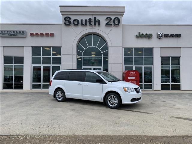 2019 Dodge Grand Caravan CVP/SXT (Stk: 32706) in Humboldt - Image 1 of 23