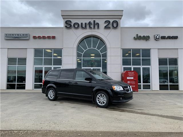 2020 Dodge Grand Caravan Premium Plus (Stk: 40029) in Humboldt - Image 1 of 22